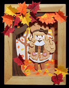Paper Autumn by celesse.deviantart.com on @deviantART