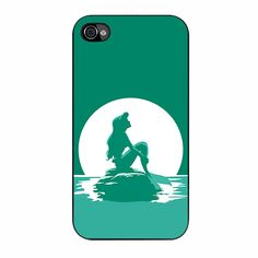 The Little Mermaid Ariel iPhone 4/4s Case