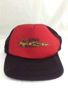 Lilco Stores Hat Forklift Snapback Long Island Lighting Company Trucker Cap Vtg #Nova #Trucker