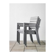 Patio Space | Ikea Falster Chair | $55.00