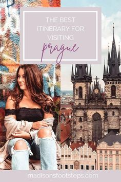 Study Abroad Packing, Packing For Europe, Europe Travel Guide, Travel Abroad, Travel Tips, Travel Destinations, Visit Prague, Travel Through Europe, Church Of Our Lady