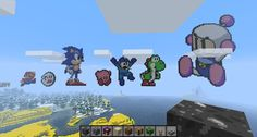 Cool Minecraft Creations | All My Minecraft Creations by 17Wii360