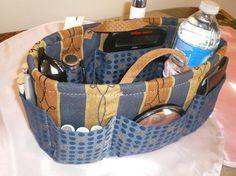 purse organizer insert /Shaper  / Extra Sturdy/ by malycreations, $31.99