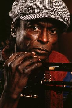 Miles Dewey Davis II THE artist who led me to Jazz!