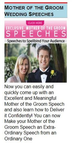 Speeches and toasts on pinterest wedding speeches mother of the