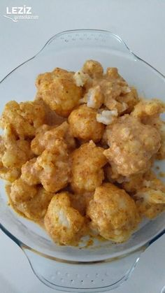 How to make cauliflower in the oven - my delicious food - # cauliflower # eat # . - How to make cauliflower in the oven – my delicious food – # delicious - How To Cook Cauliflower, Cauliflower Bites, Cauliflower Recipes, Asian Brussel Sprouts, Kebab Recipes, Turkish Recipes, Food And Drink, Oven, Yummy Food