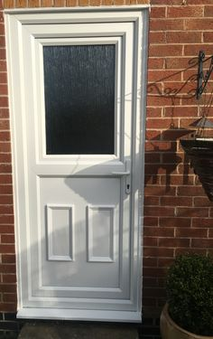Our Stable Doors include uPVC Stable Doors & Composite Stable Doors. External Stable Doors from our Composite Stable Door range come in 14 colours. Whilst, exterior Stable Doors from our uPVC Stable Door range come in 3 shades. Upvc Stable Doors, Home Blogs, Composite Door, White Doors, Stables, Blogging, Range, Exterior, Colours