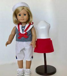 American Girl Doll: Sailor Girl