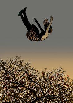 la caduta