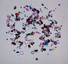 89.3 TCW  Unsorted Gemstones removed from Fine Jewelry #Unbranded