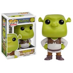 Shrek Pop! Vinyl Figure - Funko - Shrek - Pop! Vinyl Figures at Entertainment Earth