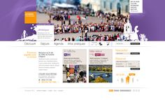 Avignon Tourism on the Behance Network