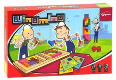 Amazon.com: Gigamic Winomino Game: Toys & Games