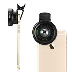3cf53506535f TECHO Universal Professional HD Camera Lens Kit for iPhone 7   6s Plus   6s    5s