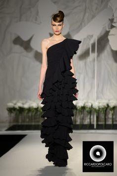 LA PETITE DI CHIARA BONI .. #PittiW14 #pittiuomo #pitti85 #fashion #man #moda #show #runway #collection #menswear #Florence #AW14 ©RP www.riccardopolcaro.com