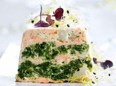Terrine de saint-jacques et saumon, facile et pas cher : recette sur Cuisine Actuelle