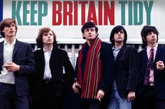 "Van Morrison & THEM - ""Keep Britain Tidy"" - 1966."