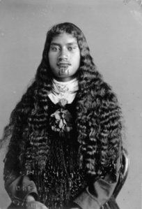New Zealand, Maori Women Vintage ~ Maori woman.  I wanted to pin this so I just pinned it here.