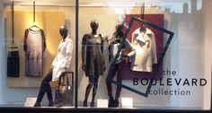 Womenswear window