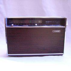 Rádio Antigo Philco Transglobe Funcionando. - R$ 240,00