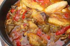 Poulet basquaise : un plat mijoté très gourmand