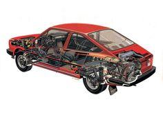 Skoda - 10 klíčových vozů historie Škody: od aut pošťáků k Octavii RS - 143 - Cutaway, Rally Car, Sport Cars, Old Cars, Bugatti, Peugeot, Cars And Motorcycles, Vintage Cars, Automobile