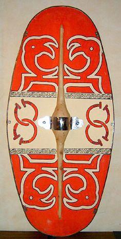"""""""Gallic Shield""""- Les boucliers/Boucliers vers -250"""