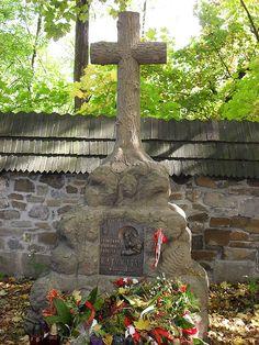Katyn Memorial, Pęksów Brzyzek cemetery, Zakopane, Poland - This Day in History: Apr 10, 1940: Katyn massacre - Mass execution of 40 thousands Polish officers http://dingeengoete.blogspot.com/