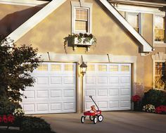 Garage door safety tips for your family. www.clopaydoor.com.