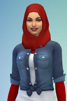 My Sims 4 Blog: Accessory Undershirt for Females by Carl