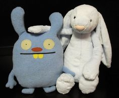 Bunny ugly doll.