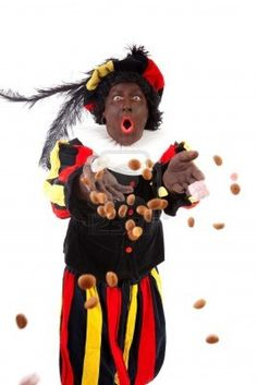 Zwarte Piet from Holland