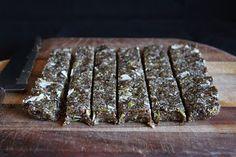 This Rawsome Vegan Life: super food energy bars with cacao