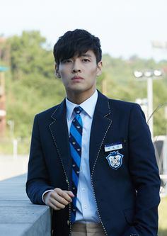"Kang Ha Neul in ""The Heirs"" series The Heirs Kdrama, Heirs Korean Drama, Kdrama Actors, Korean Dramas, Korean Star, Korean Men, Asian Men, Asian Actors, Korean Actors"