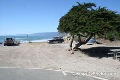 Doheny State Beach 045 Doheny State Beach Campsite