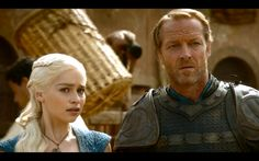 whenever i see a pic of dany and jorah together i like to pretend they're judging people's outfits - Imgur (I felt compelled to share this again).