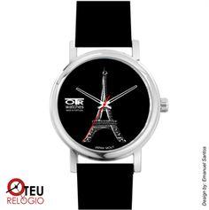 Mostrar detalhes para Relógio de pulso OTR PARIS TORRE EIFFEL LOC 011
