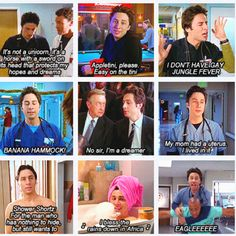 Scrubs! JD i use your sayings in my everyday life, is that wrong?