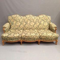 Antique 3 Seater Sofa - Antiques Atlas