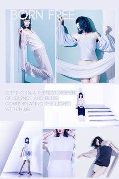 BORN FREE by Rue des Trucs; Photo: Foto GrafArt; Model: Cristina Elena Hohan