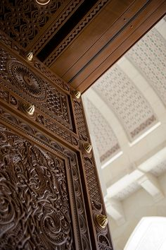 Islamic Architecture by Oman Tourism