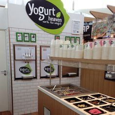 Yogurt Heaven