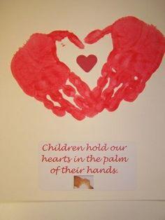 Friendship craft - Proverbs 17:17