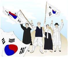 Comemorações dos 70 anos de Gwangbokjeol