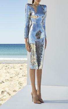 Alex Perry Dalston Lady Dress