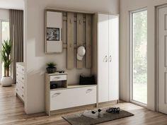 Мебель для прихожей: ТОП-100 фото вариантов дизайна