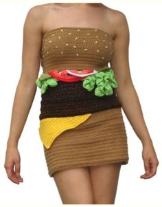 Well, I know what I am making for my Halloween costume this year...
