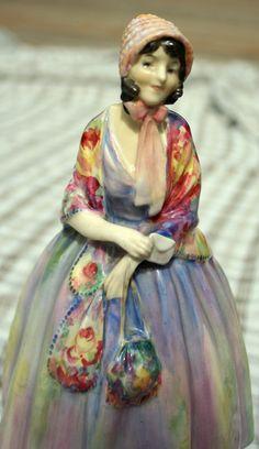 Rare Royal Doulton figurine Barbara HN1432 by ThingsFromKath