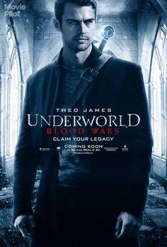 Theo James_Underworld movie poster