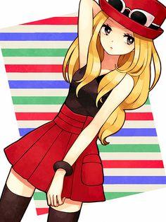 Pokémon Serena - Serena (Pokemon XY) Photo (38432331) - Fanpop